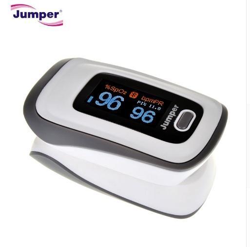 Пульсоксиметр Jumper JPD-500F беспроводная связь Bluetooth JPD-500F