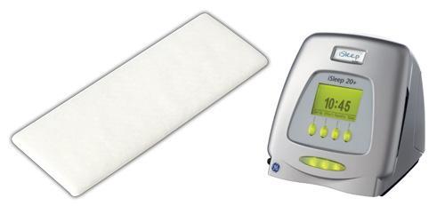 Breas Medical AB (General Electric) Фильтр Breas iSleep 20i (2 штуки) одноразовый гипоаллергенный AG004153MED
